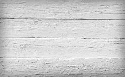 Textura blanco y negro de tablones de madera Fotos de archivo libres de regalías
