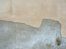 Textura bonita da parede do grunge com pintura lascada Imagens de Stock Royalty Free