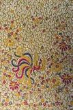 Teste padrão bonito do pavão Fotografia de Stock Royalty Free