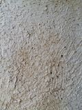 Textura branca áspera da parede Fotografia de Stock