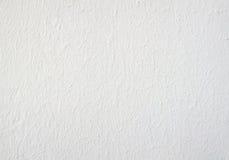 Textura branca da parede Foto de Stock
