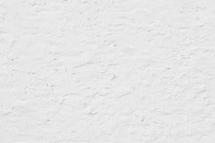 Textura branca da parede Foto de Stock Royalty Free