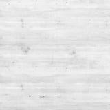 Textura branca da prancha de madeira do pinho para o fundo Foto de Stock Royalty Free