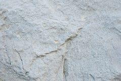 Textura branca da rocha Fotografia de Stock