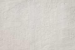 Textura branca do muro de cimento Imagem de Stock Royalty Free