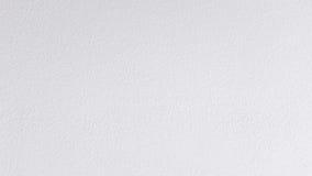 Textura branca e fundo do muro de cimento sem emenda Imagem de Stock