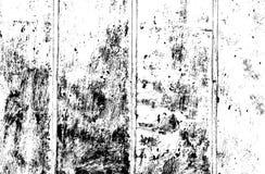 Textura branca preta do Grunge para a folha de prova escura no fundo Material resistido do papel de alcatrão whitewashed pelo cal Imagem de Stock