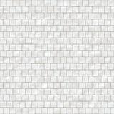 Textura branca sem emenda brilhante das telhas ilustração royalty free