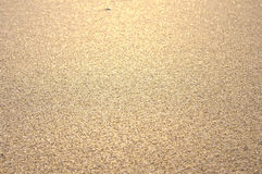 Textura brilhante da areia Fotos de Stock