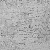 Textura brilhante de Grey Grunge Plastered Wall Stucco, risco natural detalhado horizontal Gray Coarse Rustic Textured sujo imagem de stock