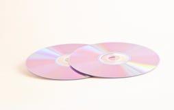 TEXTURA CD Foto de Stock