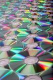 Textura CD fotografía de archivo