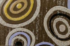 Textura cerâmica Fotos de Stock Royalty Free