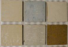 Textura cerâmica Imagens de Stock Royalty Free