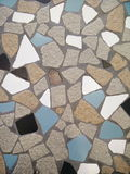 Textura cerâmica Fotografia de Stock Royalty Free