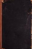 Textura cerrada del libro de la vendimia Imagen de archivo