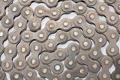 Textura Chain imagem de stock royalty free