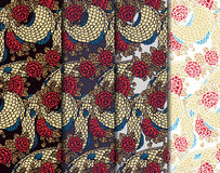 Textura chinesa sem emenda do dragão Imagem de Stock Royalty Free