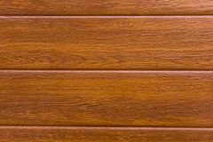 Textura ciega de madera del fondo de Brown foto de archivo