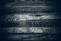 Textura cinzenta abstrata Fundo de madeira escuro do vintage Fundo e textura abstratos para desenhistas Textura velha da madeira  Imagem de Stock Royalty Free
