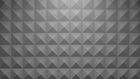 Textura cinzenta 3D do fundo Fotografia de Stock
