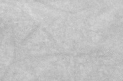 Textura cinzenta da camurça fotos de stock royalty free