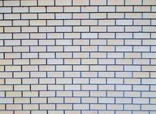 Textura cinzenta da parede de tijolo imagens de stock