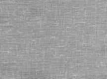 Textura cinzenta da tela fotografia de stock