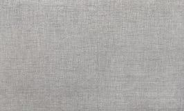 Textura cinzenta da tela Fotografia de Stock Royalty Free