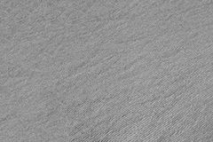 Textura cinzenta da tela, amarrotada Fotos de Stock Royalty Free