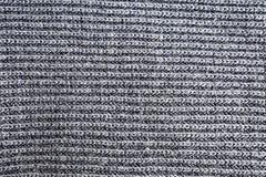 Textura cinzenta de matéria têxtil foto de stock royalty free