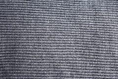 Textura cinzenta de matéria têxtil fotografia de stock royalty free