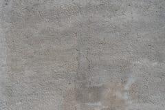 Textura cinzenta do muro de cimento do grunge Foto de Stock