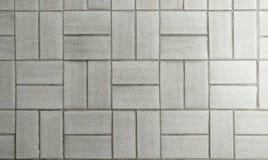 Textura cinzenta do teste padrão das telhas fotografia de stock royalty free