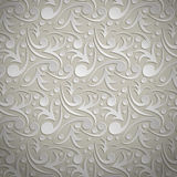 Textura cinzenta do volume Fotos de Stock Royalty Free