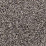 Textura cinzenta escura tecida do tapete Fotografia de Stock