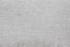 Textura cinzenta velha da tela Fotografia de Stock Royalty Free