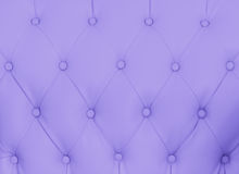 Textura clásica del sofá fotografía de archivo
