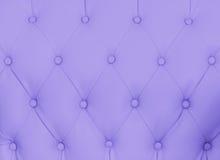 Textura clássica do sofá Fotografia de Stock