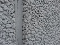 Textura clara da superfície de Grey Architectural fotos de stock