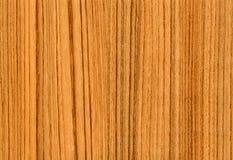 Textura clara de madeira do QG Zebrano ao fundo Fotografia de Stock