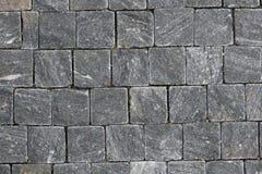 Textura Cobbled del pavimento Fotografía de archivo