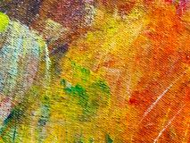 Textura colorida abstrata do fundo da aquarela da pintura para o papel de parede Trabalho criativo e do projeto de arte foto de stock