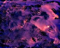 Textura colorida Art Background de la acuarela abstracta Imagen de archivo