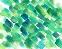 Textura colorida Art Background de la acuarela abstracta Foto de archivo libre de regalías