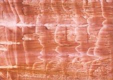 Textura colorida da aquarela do pêssego foto de stock