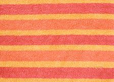 Textura colorida da tela Fotos de Stock