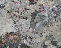 Textura colorida de la roca. Imagen de archivo libre de regalías