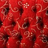 Textura colorida de la tela de tapicería Fotografía de archivo libre de regalías