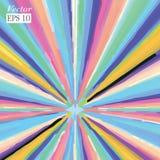 Textura colorida del vector Foto de archivo